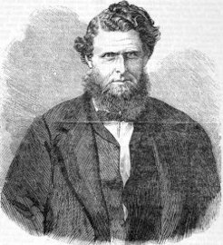 Francis Longmore (1826-1898), by unknown engraver