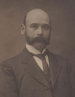 John George Barrett (1858-1928), by unknown photographer