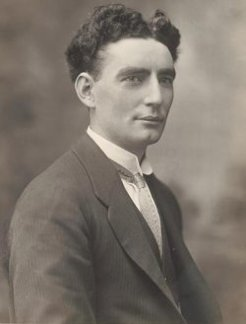 Michael Patrick Considine (1885-1959), by unknown photographer, 1910s