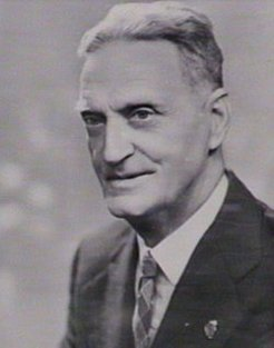 William Fraser Dunn (1877-1951), by unknown photographer